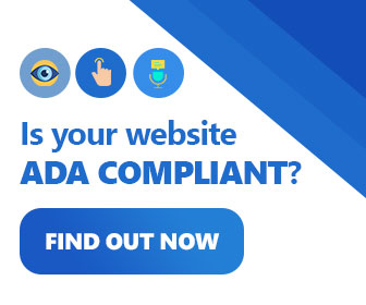5 Reasons Why You Must Have an ADA Compliant Website